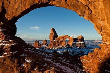 framed arch