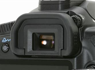 regular eye viewfinder