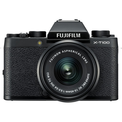 Fujifilm-X-T100-Mirrorless-Camera-Black