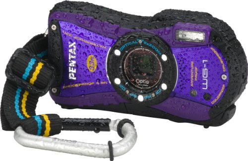 Pentax weatherproof camera