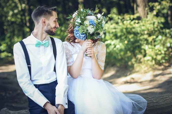 adult affection beautiful bouquet