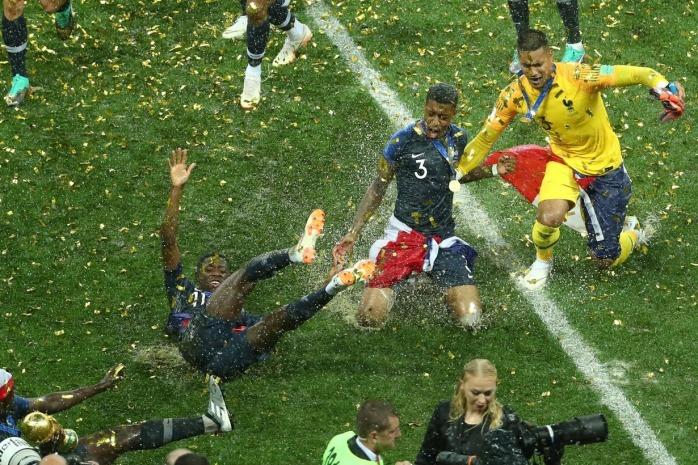 Best world cup shots