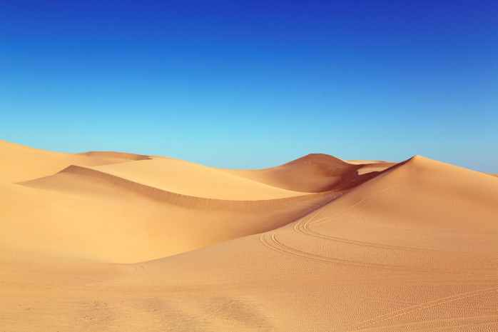 adventure arid barren coast