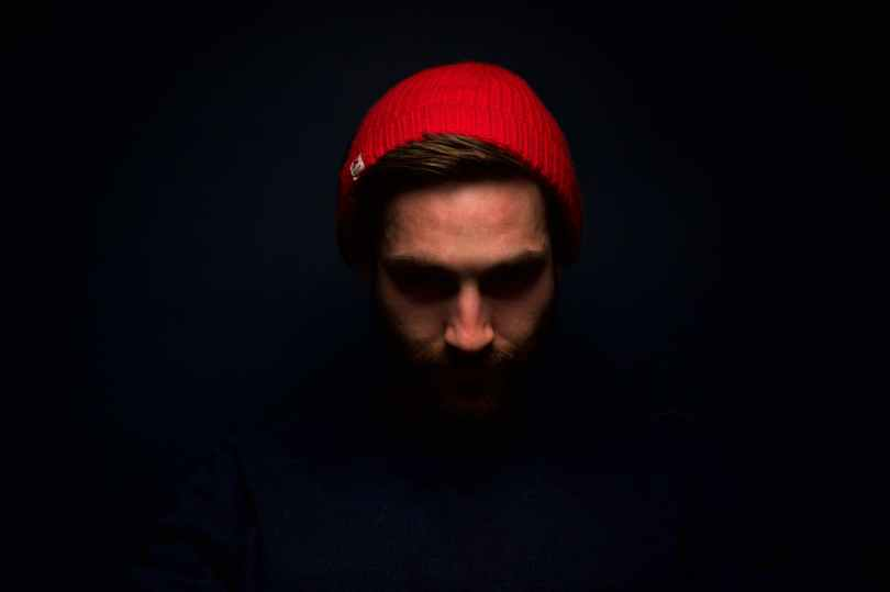 adult beanie dark emotion