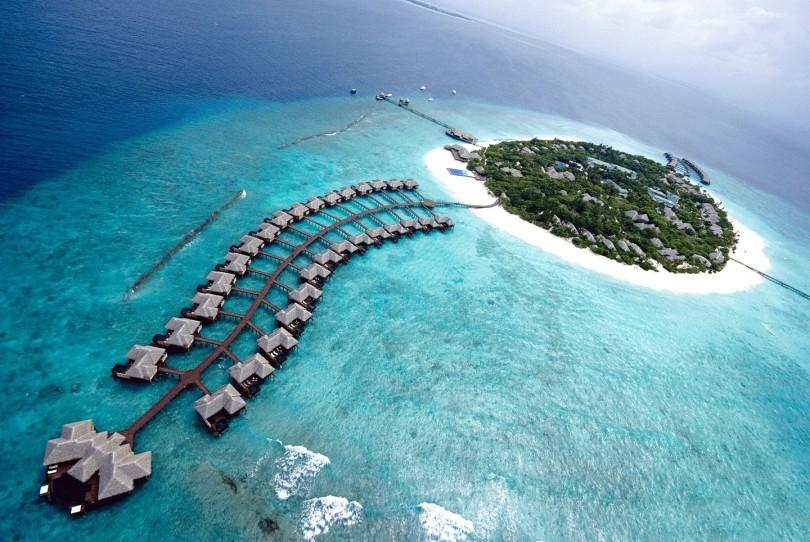 Maldives-Aerial-View