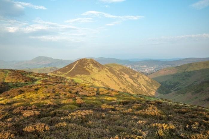 Shropshire Hills, England