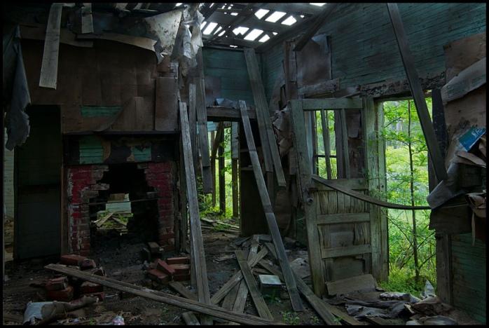 abandoned 4