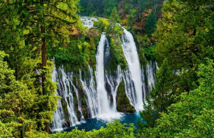 Burney Falls, USA