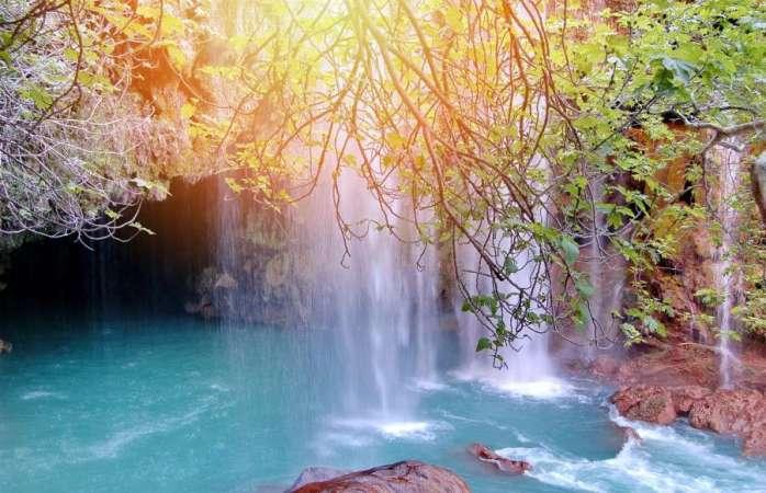 Yerkopru Waterfall, Turkey